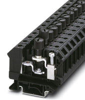 20 to 6 AWG, Single Tier 1-Circuit, Fuse Terminal Block - Dalf-Point