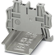 48.5 MM x 5.15 MM x 35 MM, Polyamide, Terminal Block End Clamp - Dalf-Point