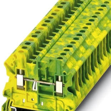 26 to 10 AWG, Single Tier 1-Circuit, Modular Terminal Block - Dalf-Point