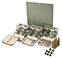 225 Amp, 6 AWG to 300 KCMIL, Copper/Aluminum, Panelboard Lug Kit - Dalf-Point