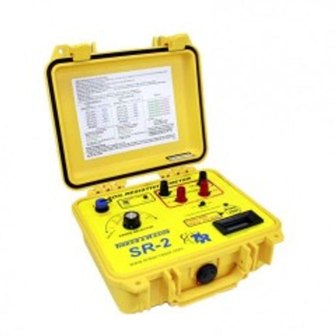 Tinker & Rasor Model SR-2 Soil Resistivity Meter - Dalf-Point