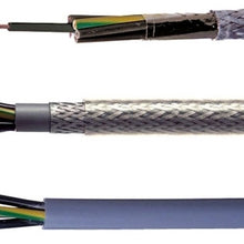 300 V, 16 AWG, 1-Pair Conductor, Solid Alloy Wire, Shielded Cable (Length: 100FT ) - Dalf-Point