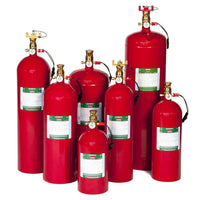 Fire Suppressant, FM200 - Dalf-Point