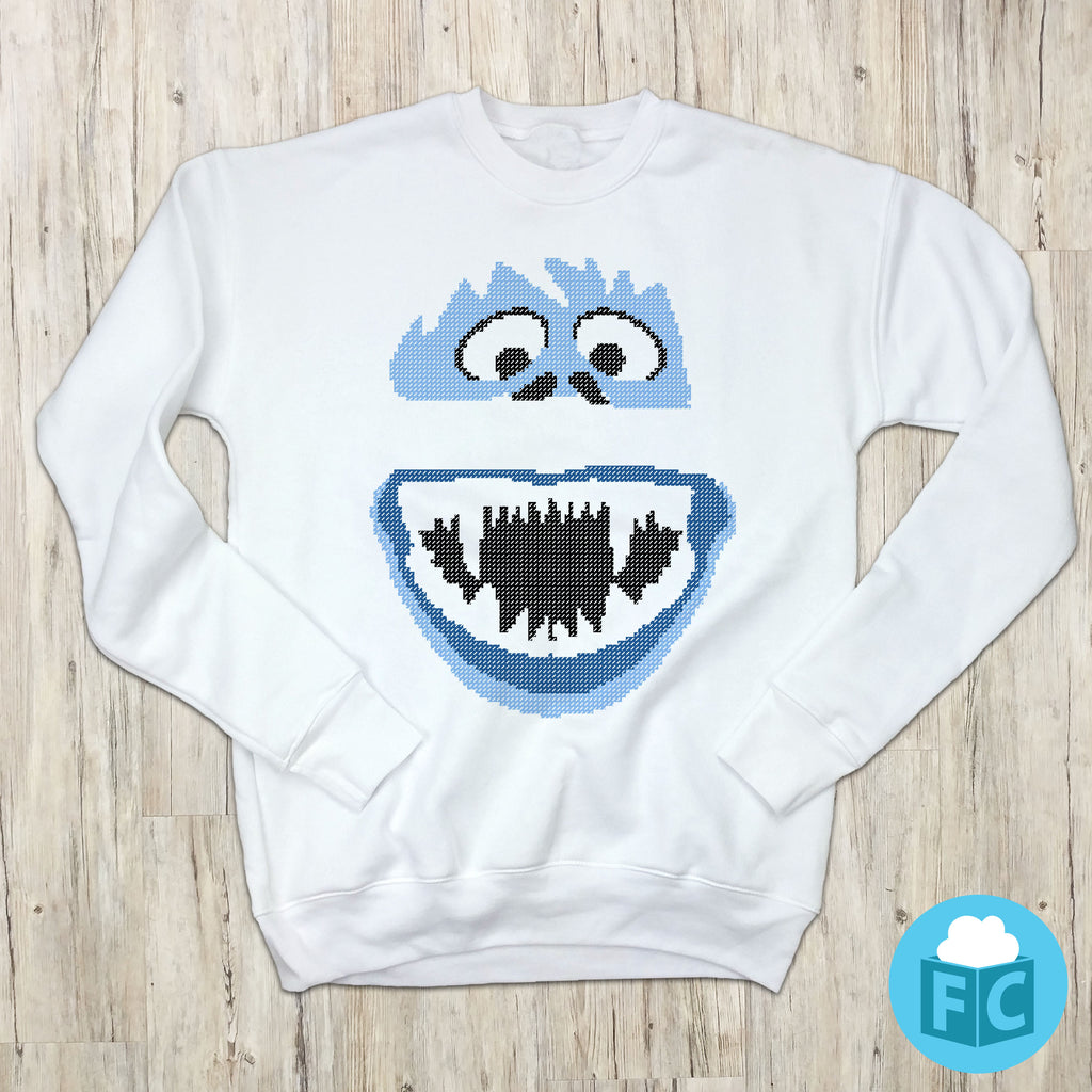 Abominable Snow Yeti Sweatshirt