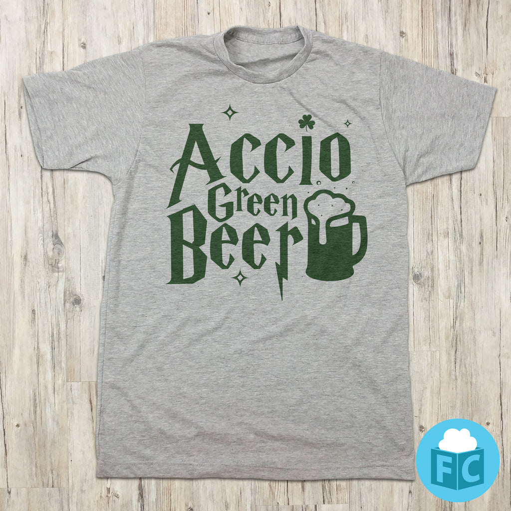 Accio Green Beer