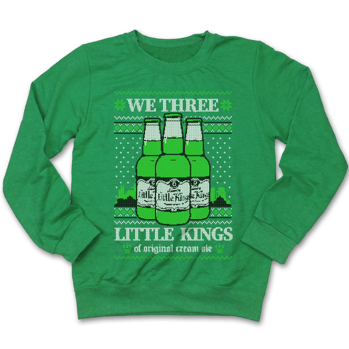 We Three Little Kings Christmas Sweatshirt