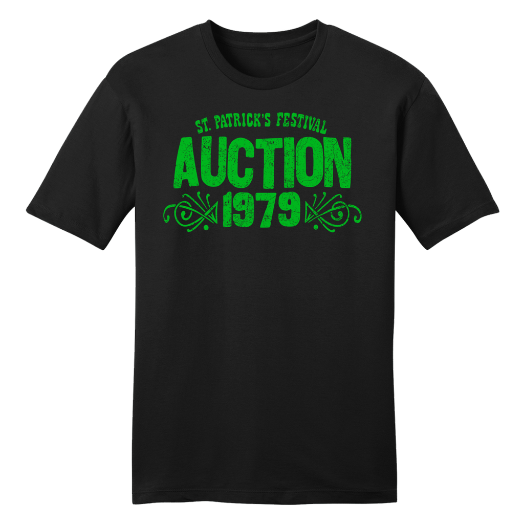 St. Patrick's Day Auction Tee
