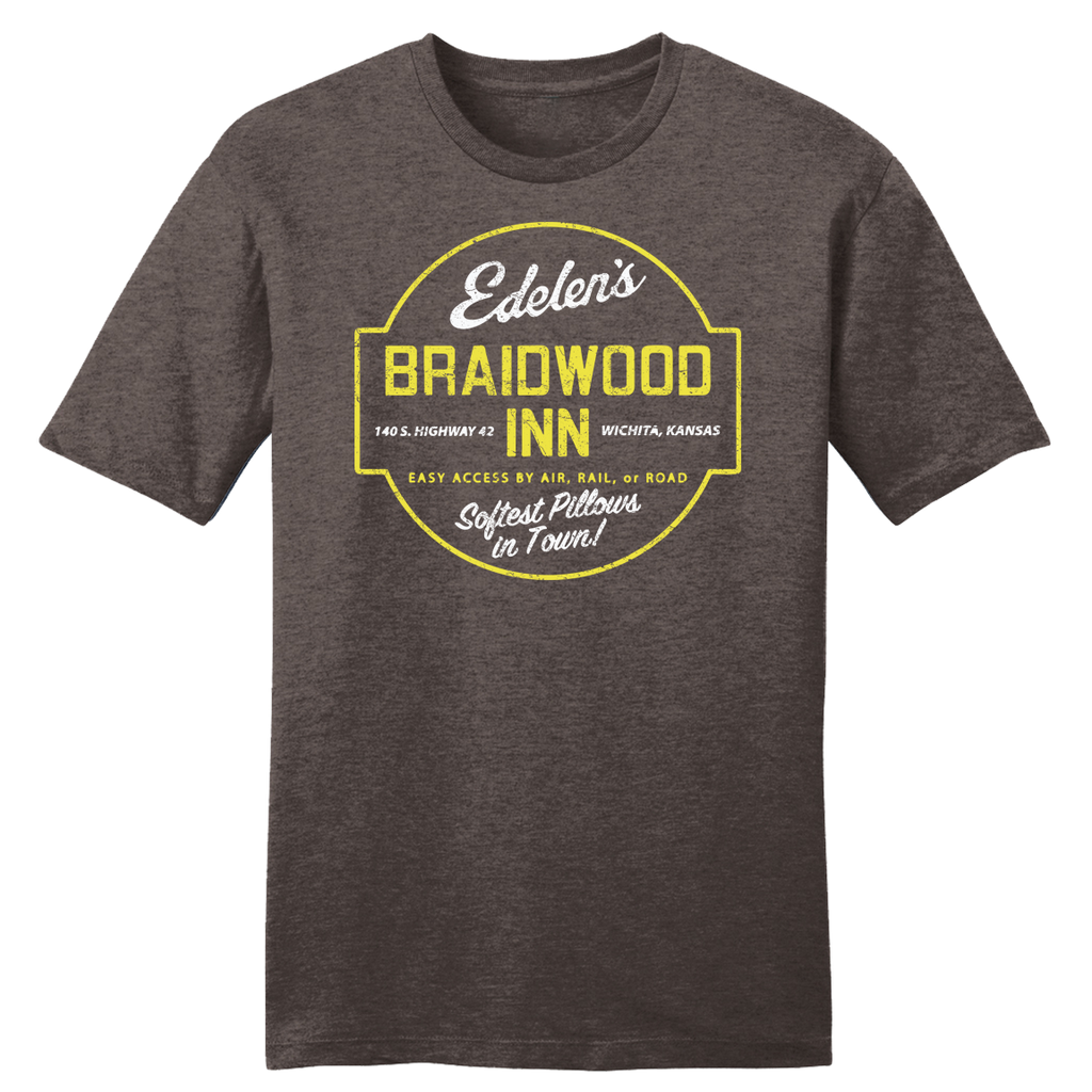 The Braidwood Inn T-shirt