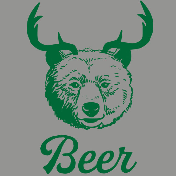 Bear Deer Beer