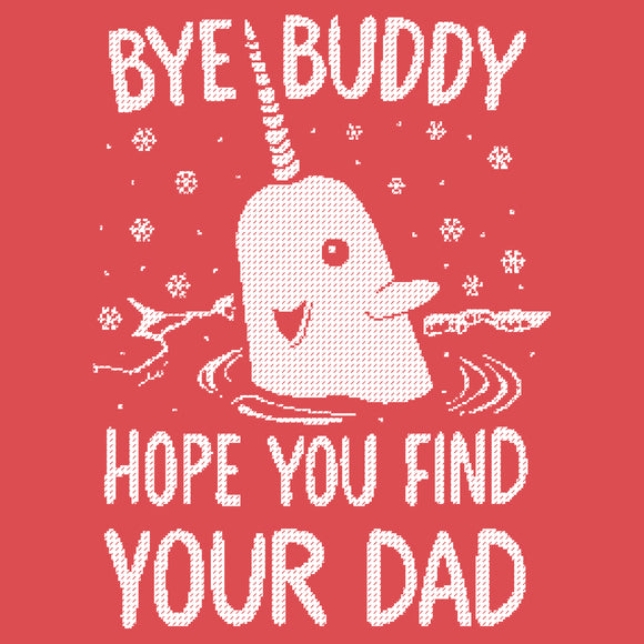 Elf - Bye Buddy! Sweatshirt