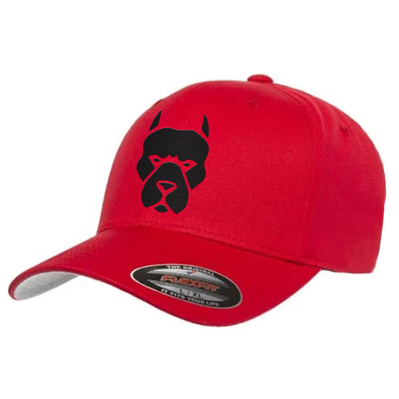 DoinItKnisley - Dawg Pound Black Logo Hat