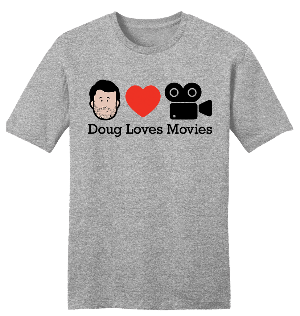 Doug Loves Movies Official T-shirt