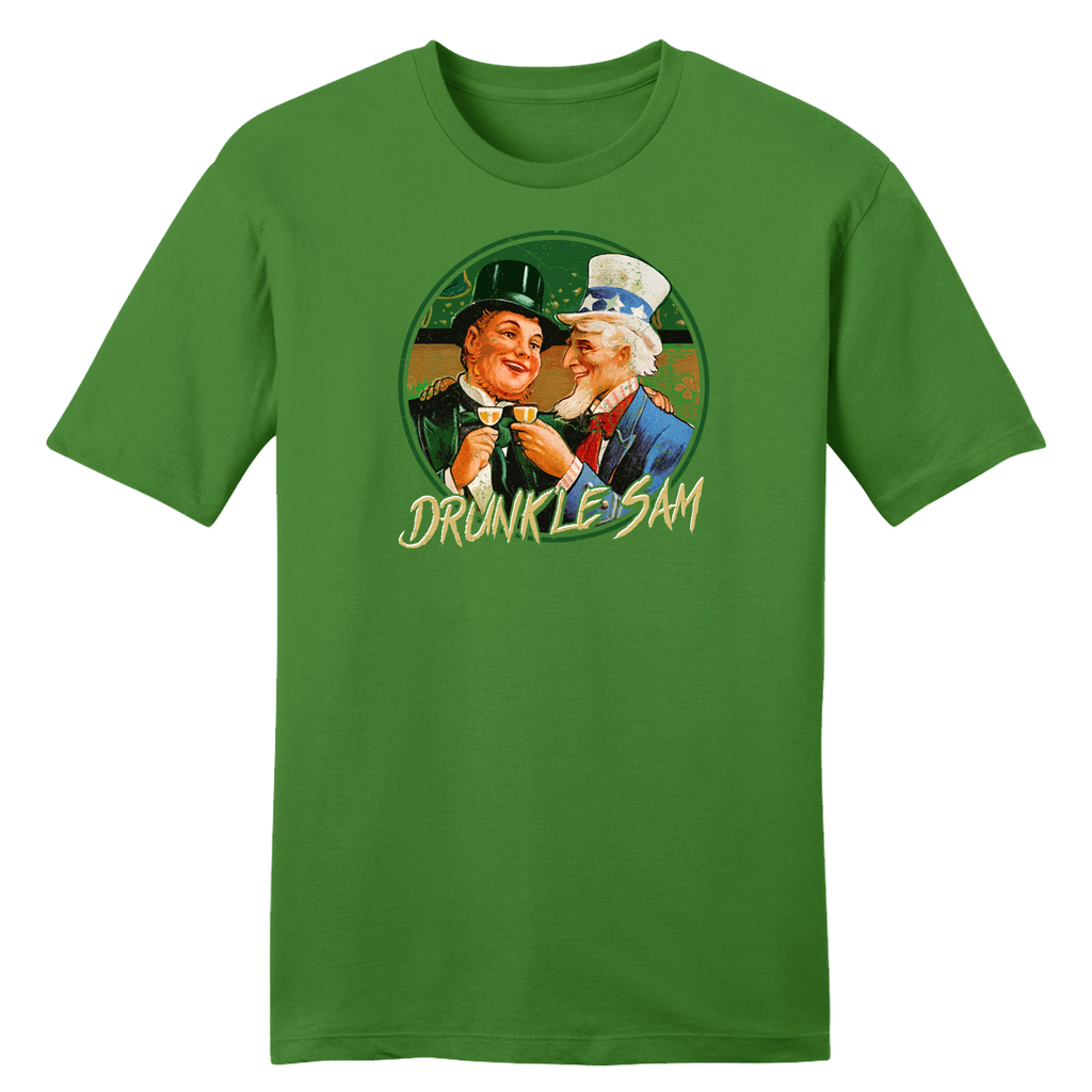 Drunkle Sam T-shirt