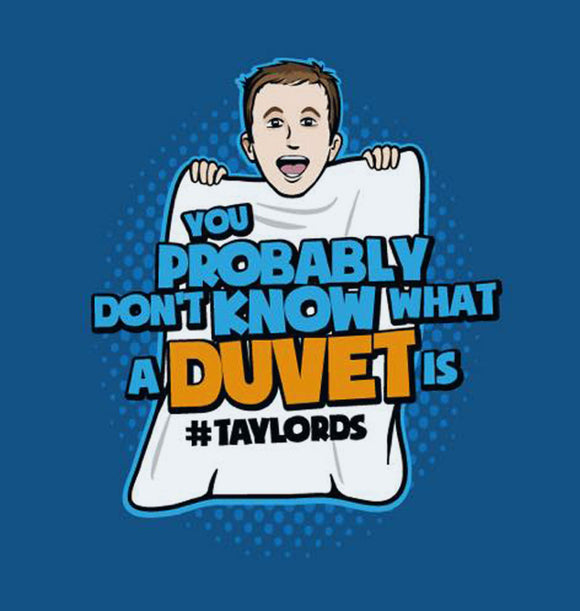 You Probably Don't Know What A Duvet Is