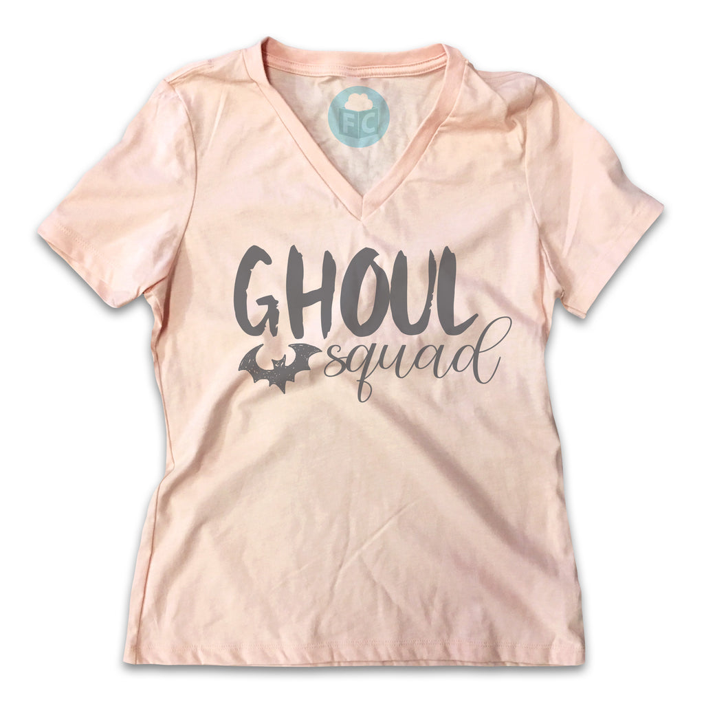 Ghoul Squad - Women's V-Neck