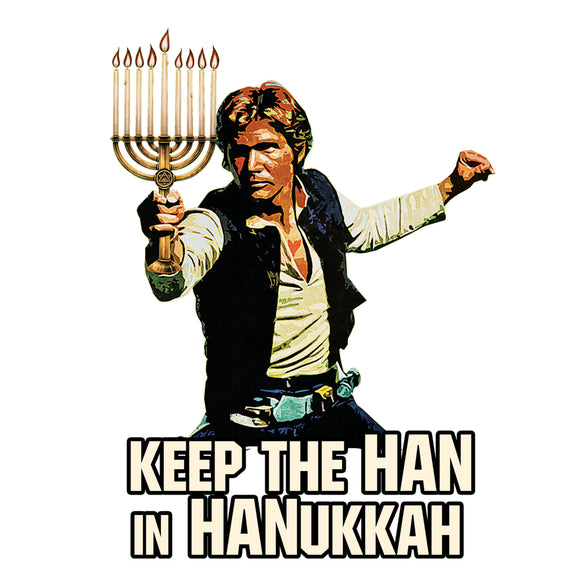 Keep The Han In Hanukkah