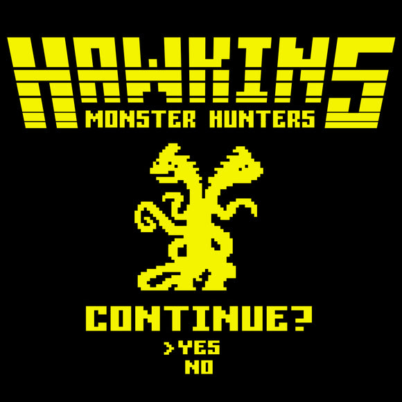 Hawkins Monster Hunter Club