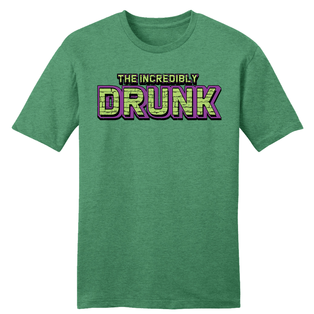 Incredibly Drunk Hulk Tee