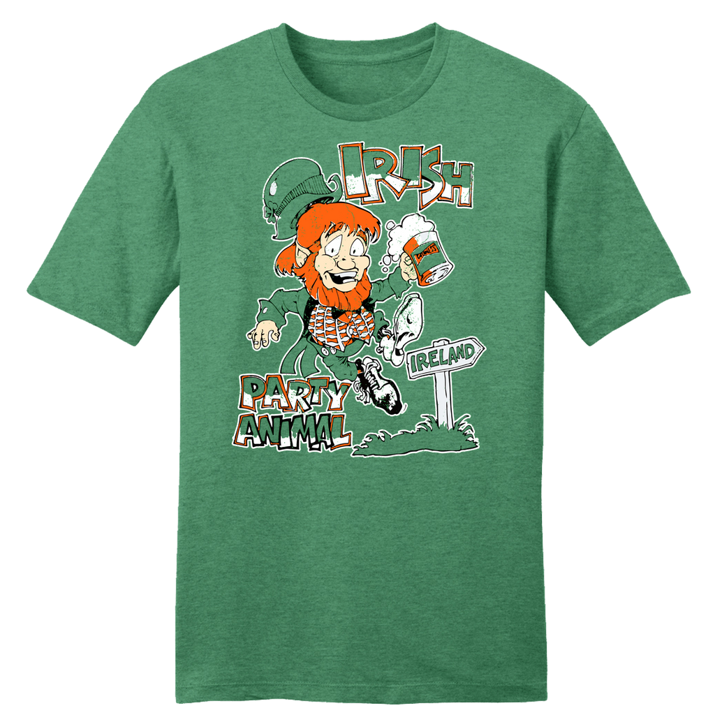 Irish Party Animal Tee