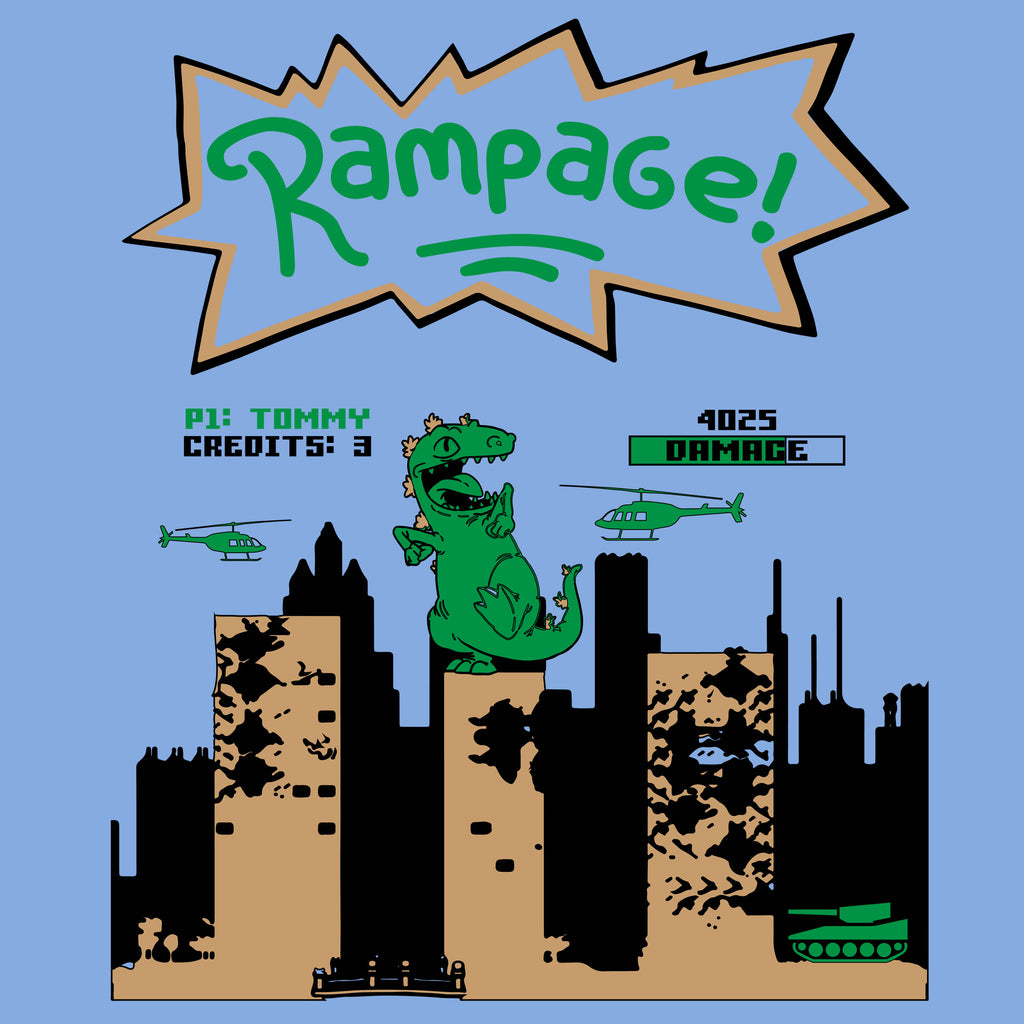 Rampage Reptar