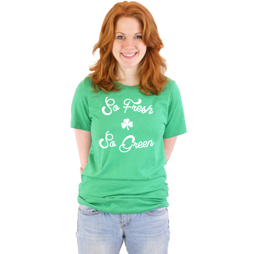 So Fresh & So Green - Women's Scoop Neck