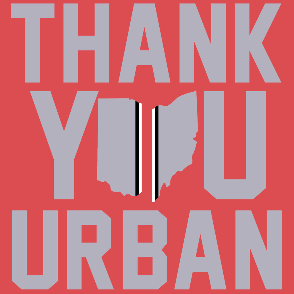 Thank You Urban
