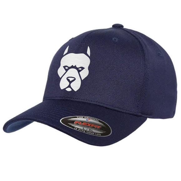 DoinItKnisley - Dawg Pound White Logo Hat