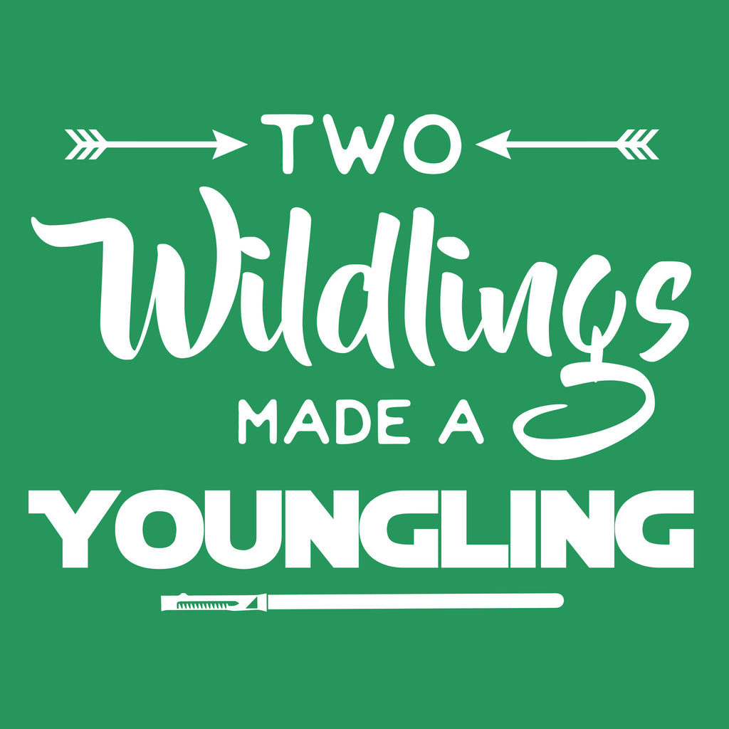 Two Wildlings Made a Youngling