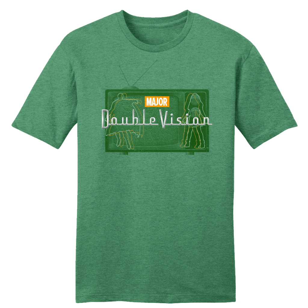 Double Vision St. Patrick's Day Tee