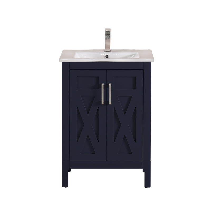 "1907  24"" Bathroom Vanity Cabinet Set"