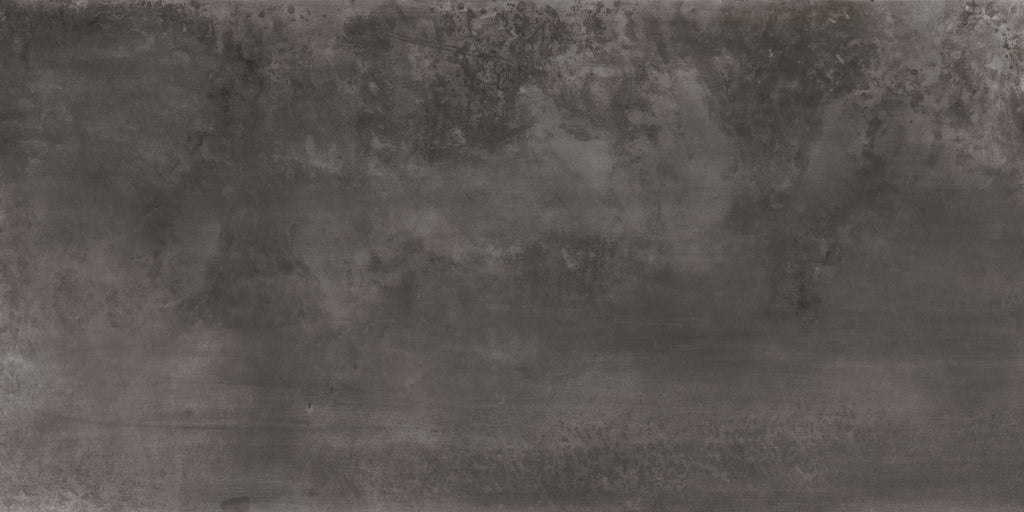 TULE-NI12/TULE-NI24 LE LEGHE - Niello - 12x24 & 24x24 Porcelain Tile in Charcoal Grey