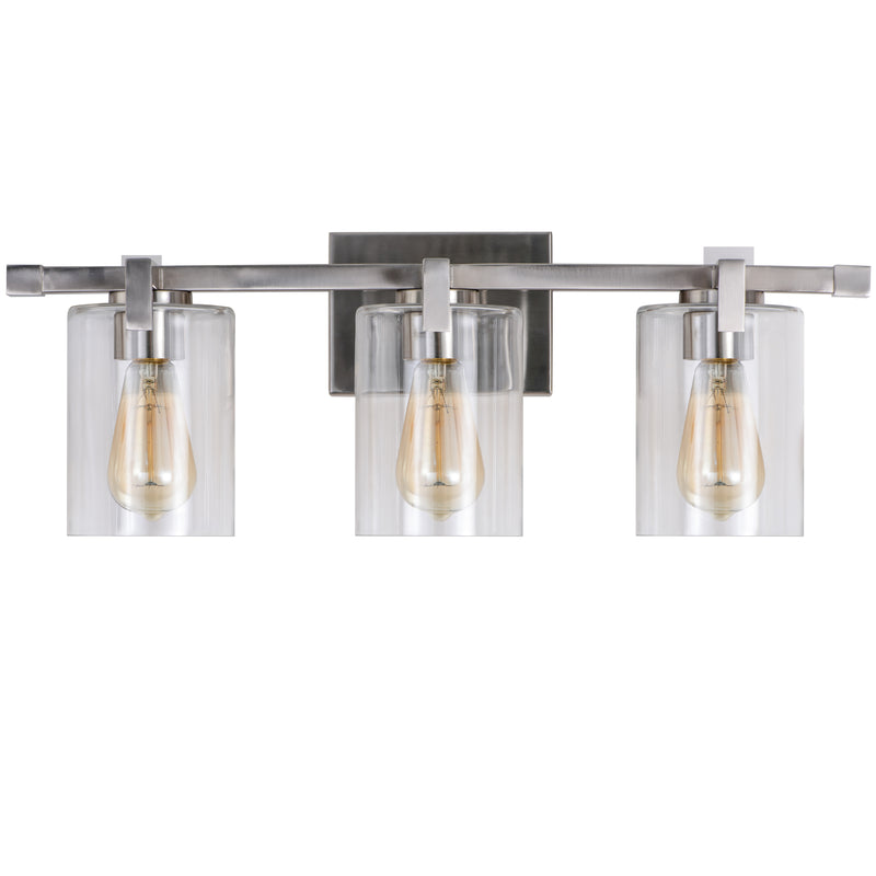 WL0002  3-Light Dimmable LED Vanity Light