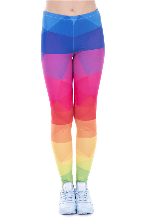 Shine like a rainbow - Leggings - Legs11 Leggings