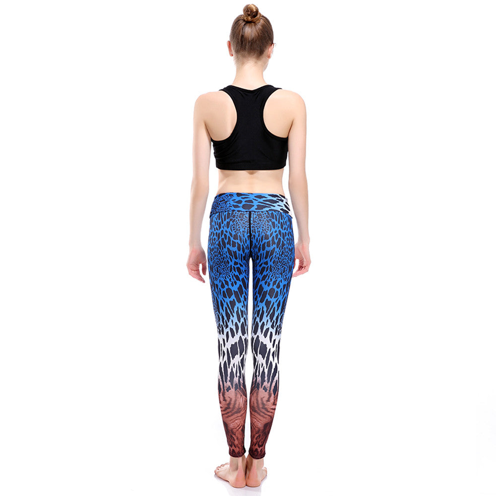 Earthy Roar - Leggings - Legs11 Leggings