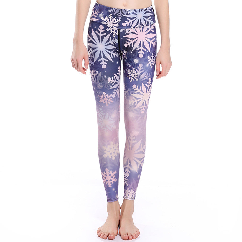 Snowflakes - Leggings - Legs11 Leggings