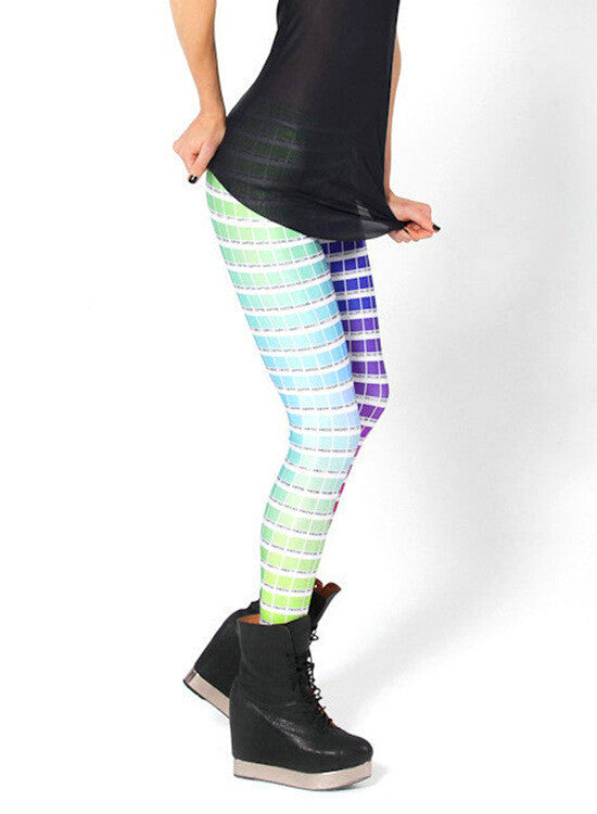 Paint Pallet - Leggings - Legs11 Leggings