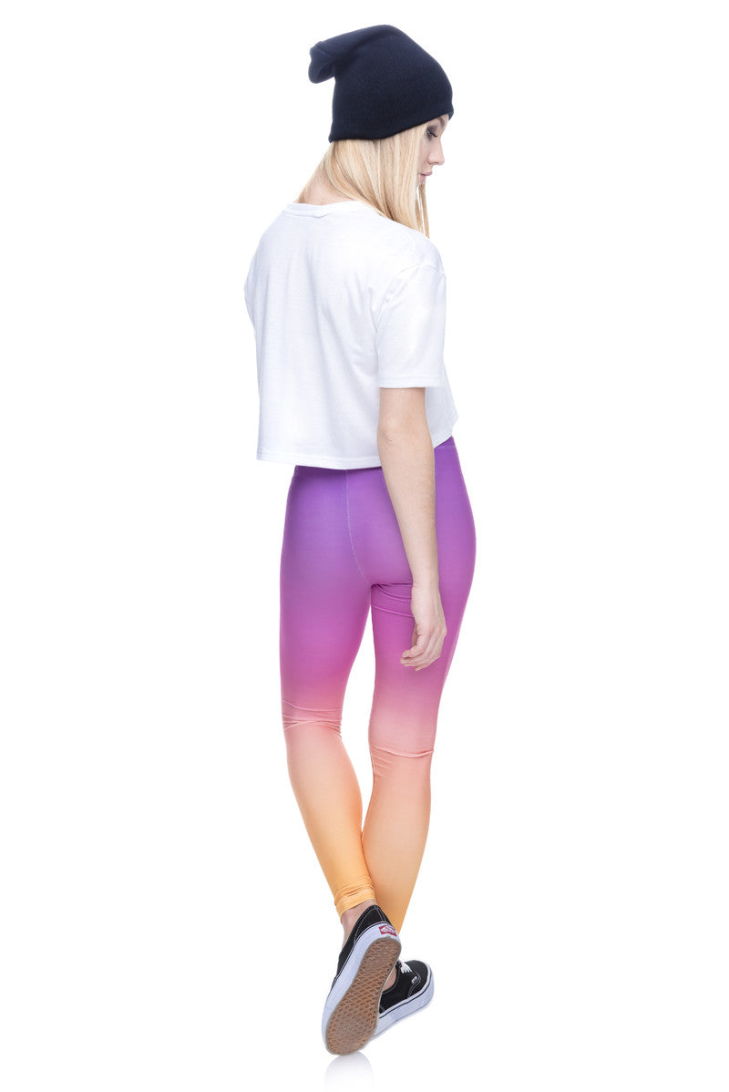 Rainbow Ombre - Leggings - Legs11 Leggings