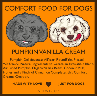 Pumpkin Vanilla Cream