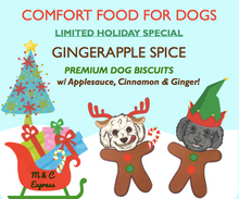 *LIMITED HOLIDAY SPECIAL* GingerApple Spice Biscuit
