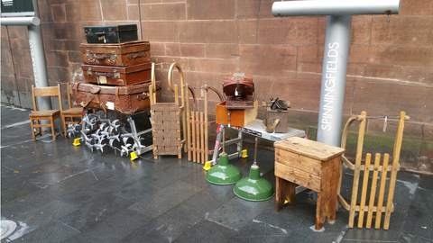 Vintage Whatnots - Spinningfields Stall