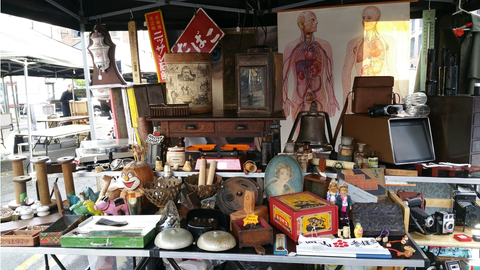 Vintage Whatnots - Northern Quarter Stall