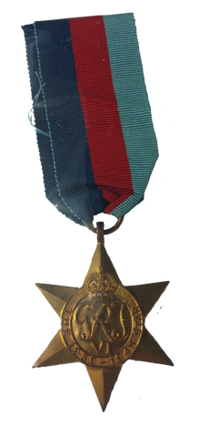 Original 1939-1945 Star WWII Medal - Vintage Whatnots