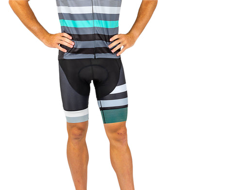 M's Barbour Stripe Force Short