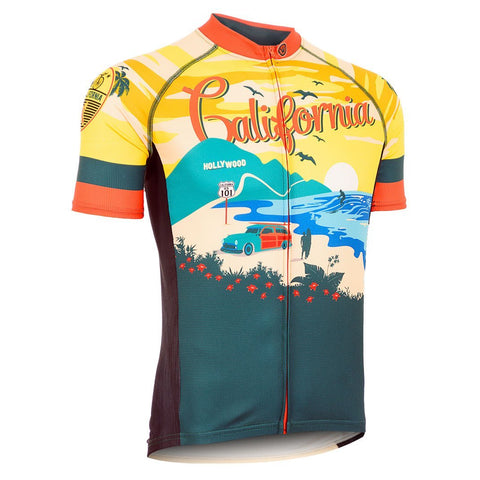 Men's California Retro Jersey