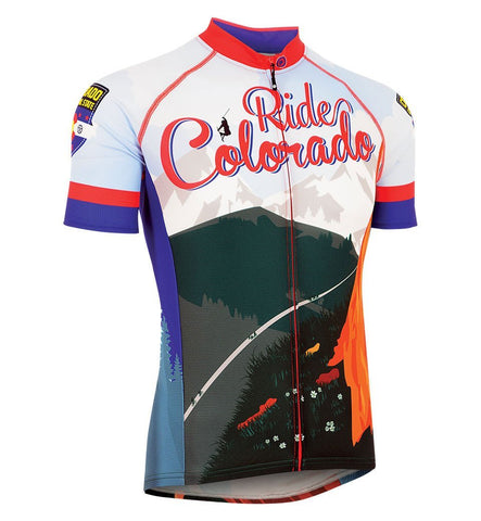Men's Colorado Retro Jersey
