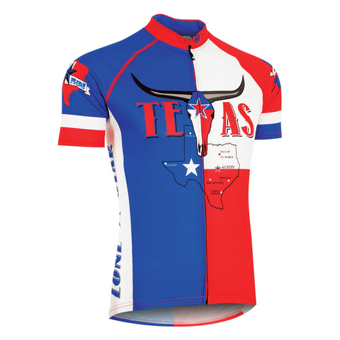 Men's Texas Lone Star Jersey