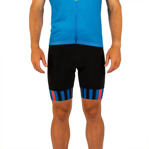 M's MultiStripe Exert Short