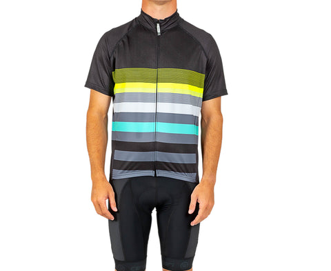 M's Barbour Stripe Century Jersey