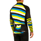 M's MultiStripe Aero Long Sleeve Jersey