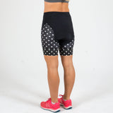 Women's Diamond Dots Force Short